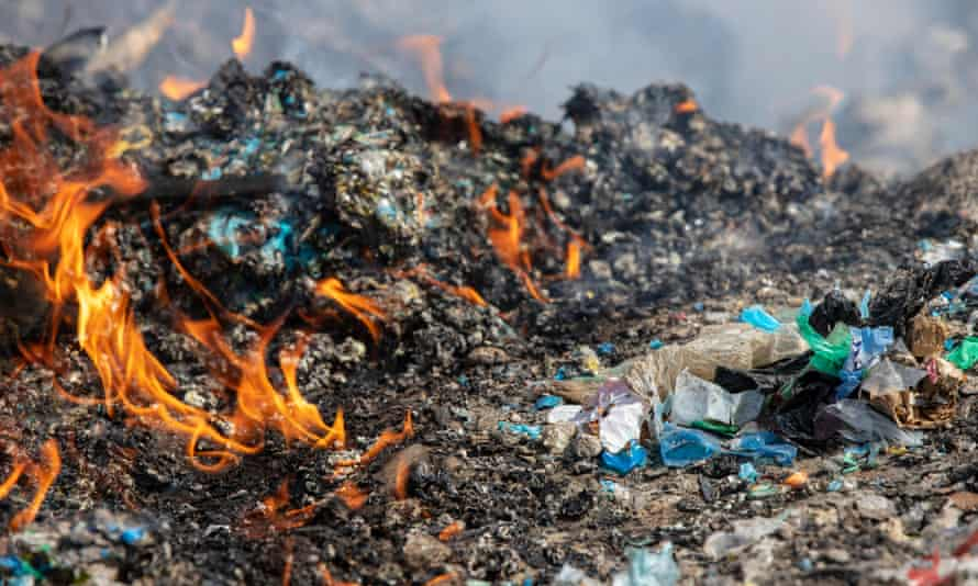 UK waste sent to Turkey for disposse