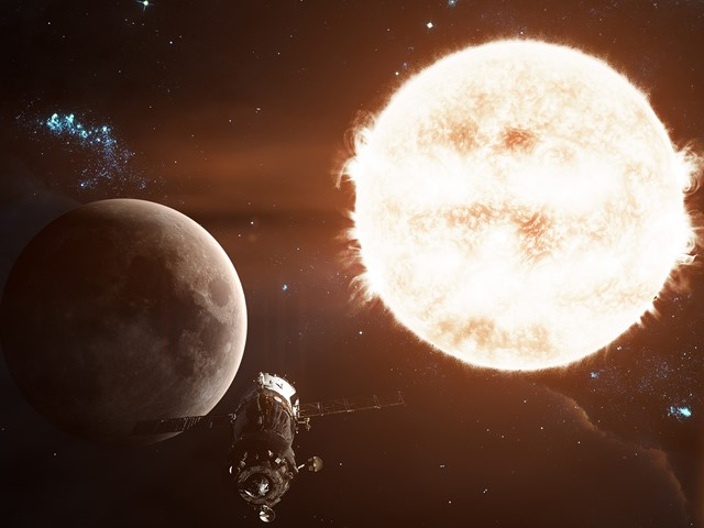 Solar Flares to make manned missions on Moon difficult