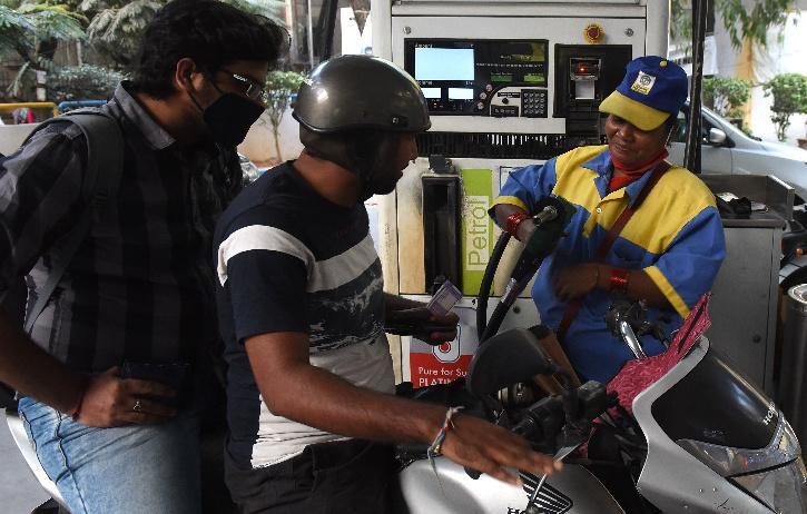 BJP Leaders on fuel price hike