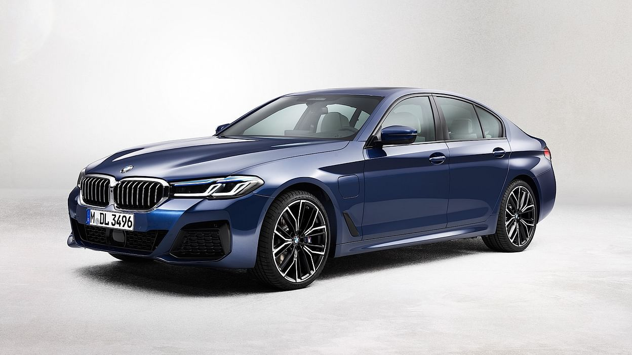 BMW 5 Series facelift 2021