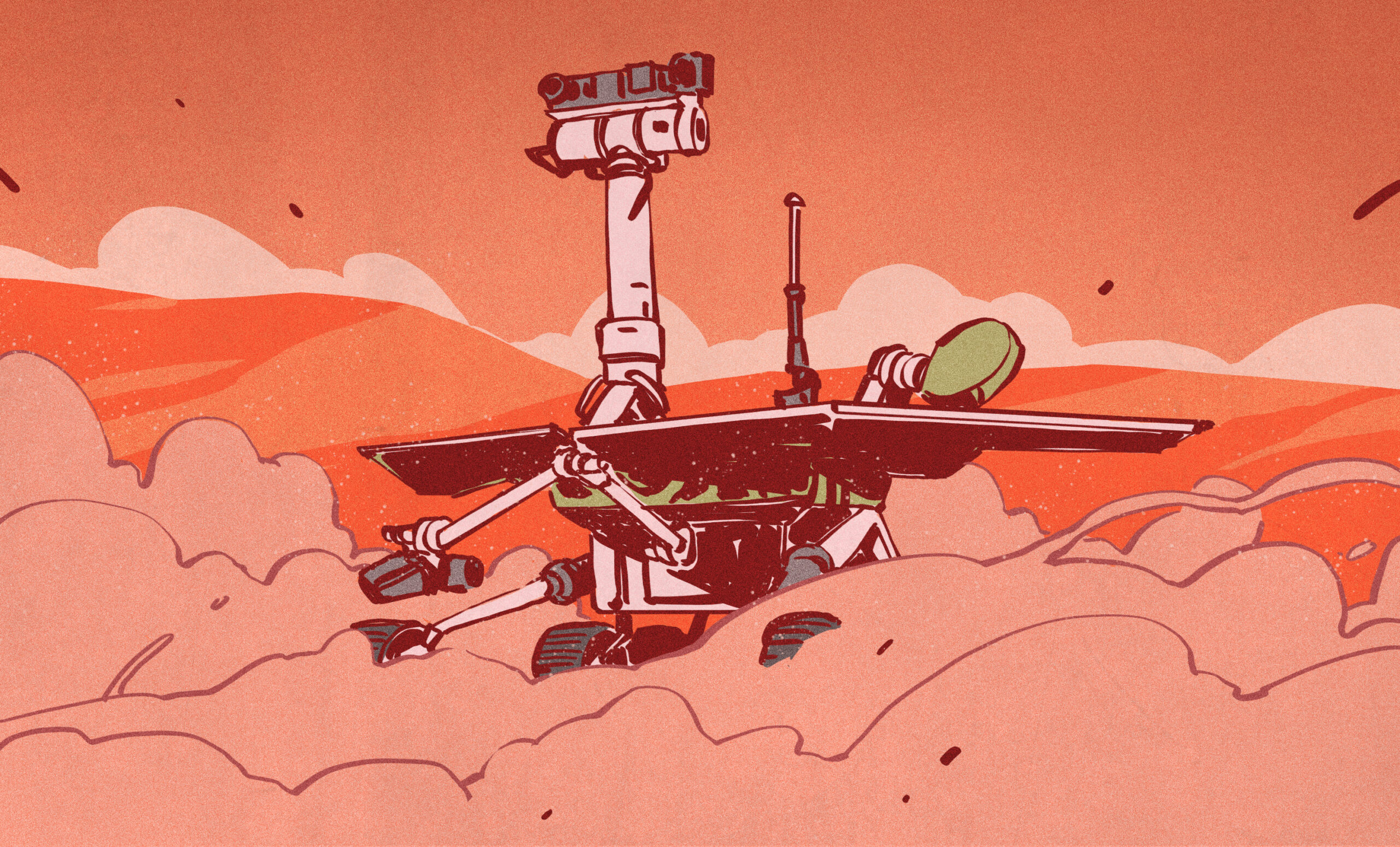 Martian Dust