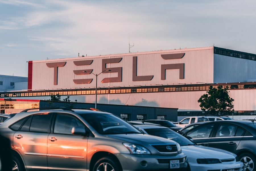 Tesla shareholder meeting